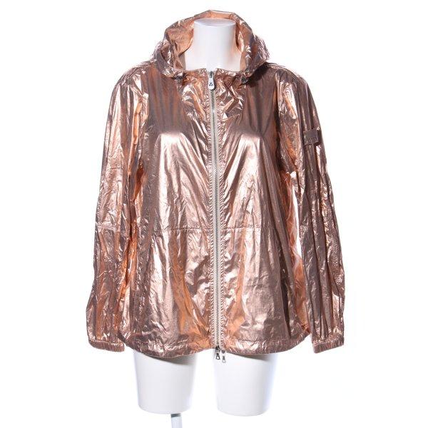 Peuterey Übergangsjacke goldfarben-bronzefarben Casual-Look
