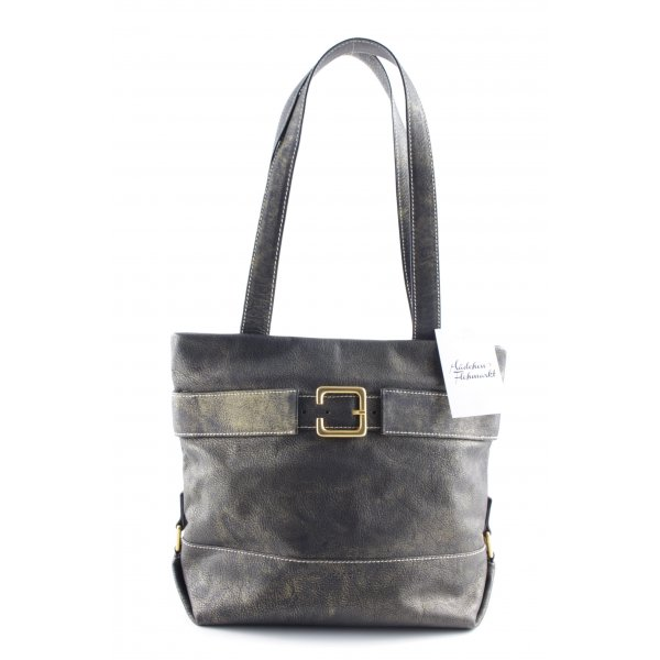 Picard Handtasche bronzefarben Elegant
