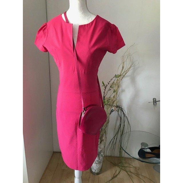 pink farbenes Sommerkleid Kleid Gr. s