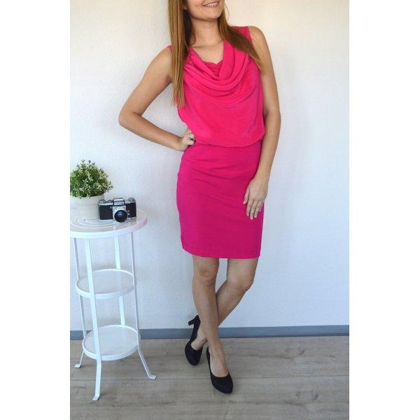 Pinkes Kleid von Luisa Cerano Größe 36