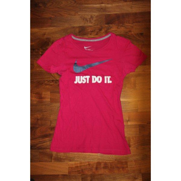 Pinkes Nike Shirt in Größe S