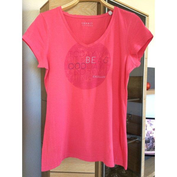 Pinkfarbenes Shirt von Esprit