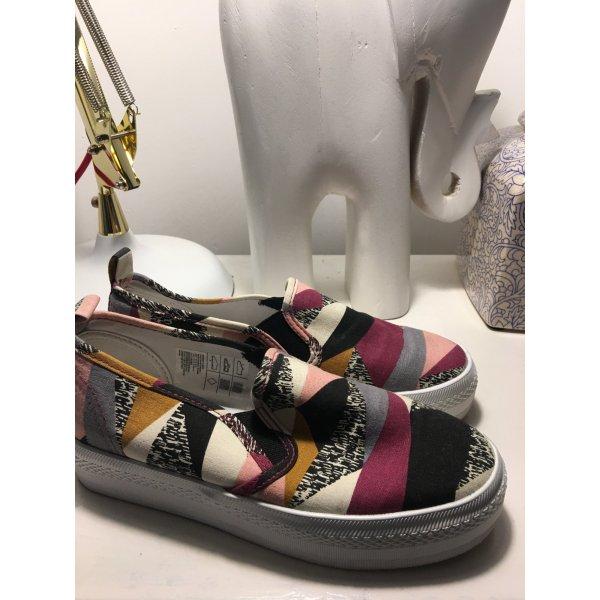 Plateau Sneaker wie neu Größe 36