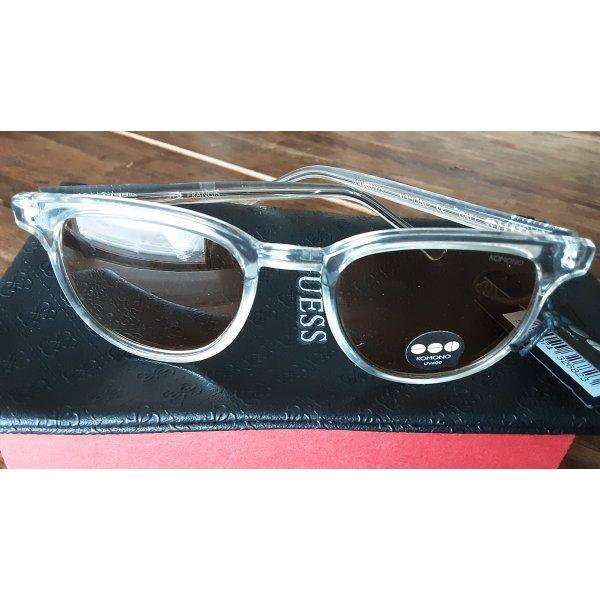 Polaroid, Sonnenbrille mit durchscheinendem Rahmen