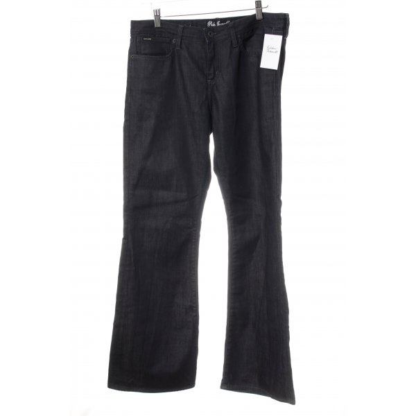Polo Jeans Company Boot Cut Jeans dunkelblau Casual-Look