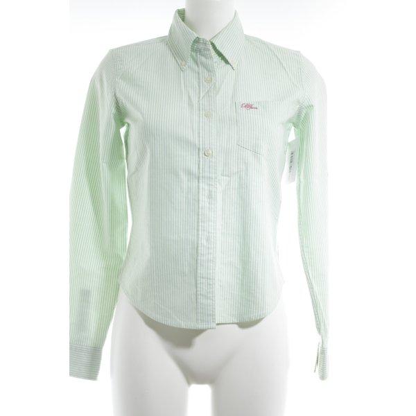 Polo Jeans Company Langarmhemd Streifenmuster Elegant