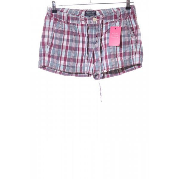 Polo Jeans Company Shorts Allover-Druck Casual-Look