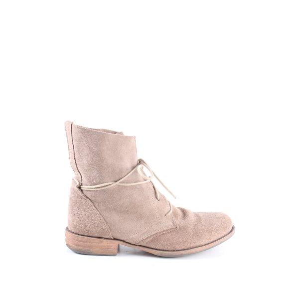 Post Xchange Desert Boots pink Casual-Look