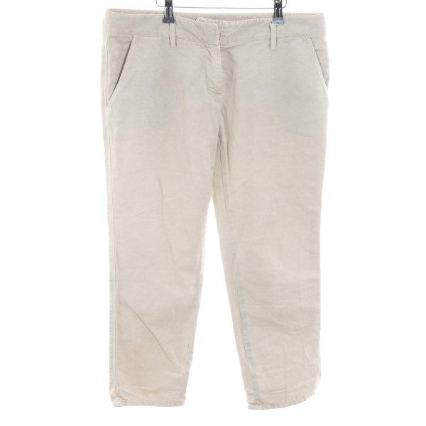 Prada 3/4-Hose mehrfarbig schlichter Stil