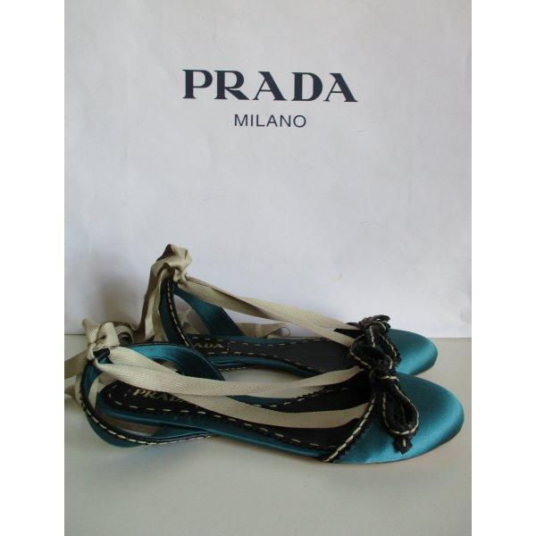 Prada Ballerinas Größe 39. mit Box. Neu,