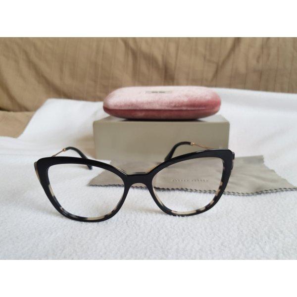 Prada Cateye /Butterfly Brille ohne Gläser
