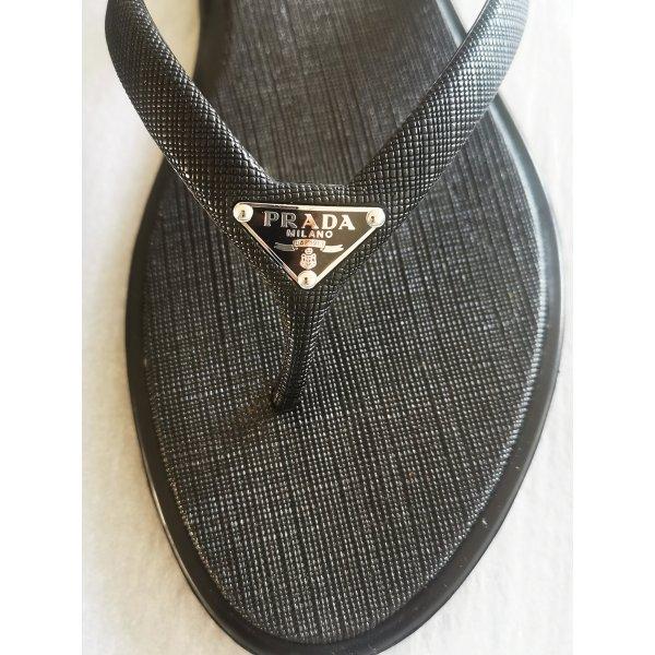 Prada Flip Flops 38