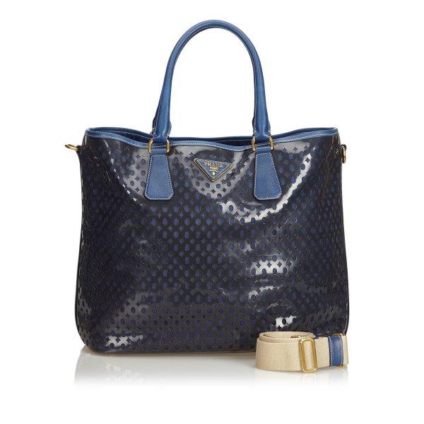 Prada Fori Tote Bag