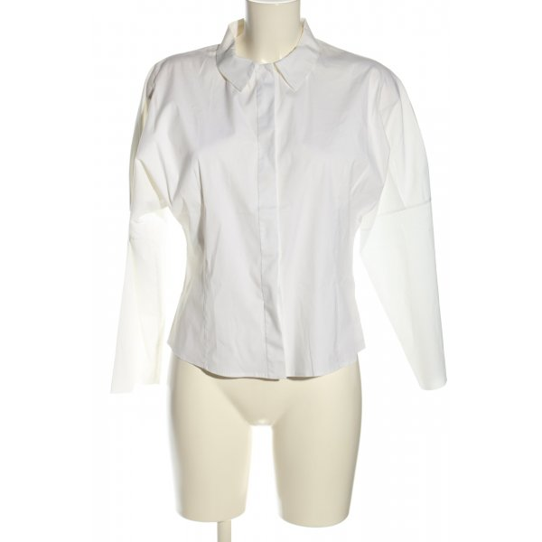 Prada Hemd-Bluse weiß Casual-Look