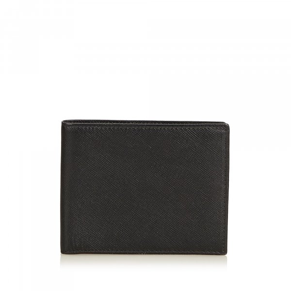Prada Leather Small Wallet