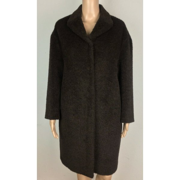 Prada, Mantel, It. 44 (38/40), Ebano (Braun), Alp./Virgin Wool, neu, € 3.000,-