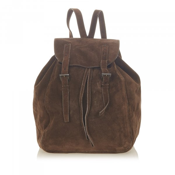 Prada Scamosciato Backpack