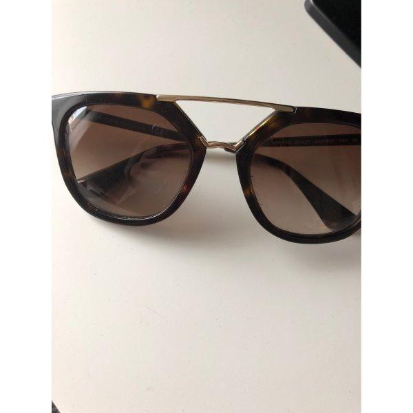 Prada Sonnenbrille + Box + Brillenputztuch von Prada