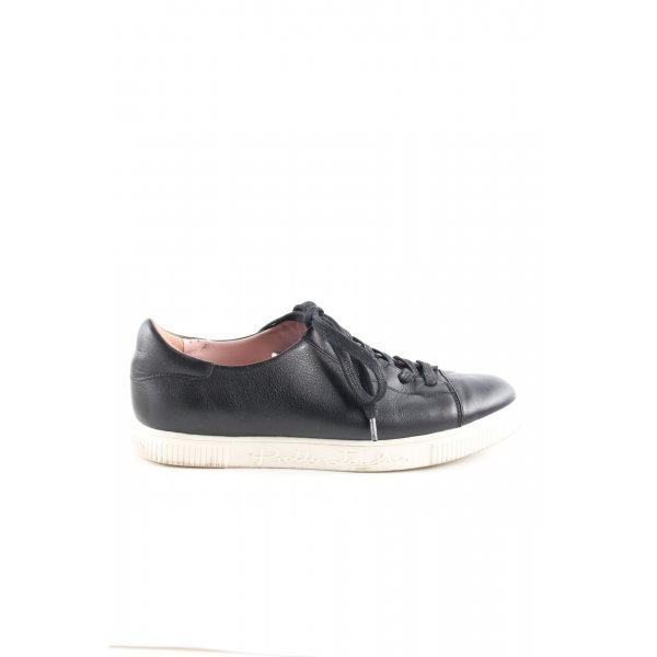 Pretty Loafers Schnürsneaker schwarz Casual-Look