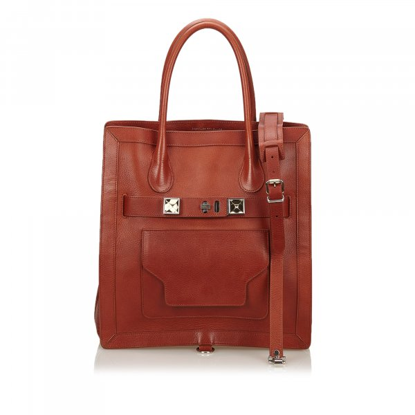 Proenza schouler Tote brown leather