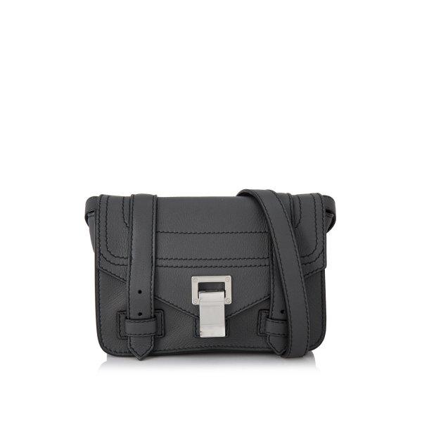 Proenza Schouler Leather PS1 Mini Crossbody