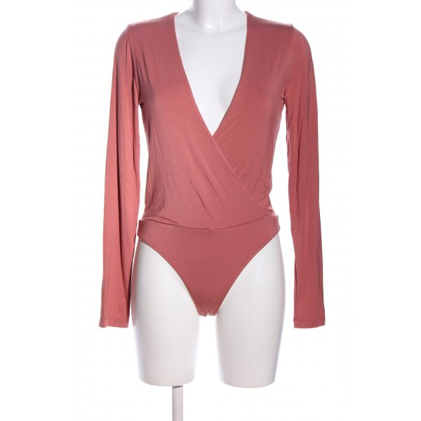PROTAGONIST Blusen-Body pink Casual-Look