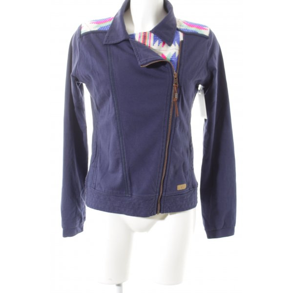 Protest Blouson Aztekenmuster Casual-Look