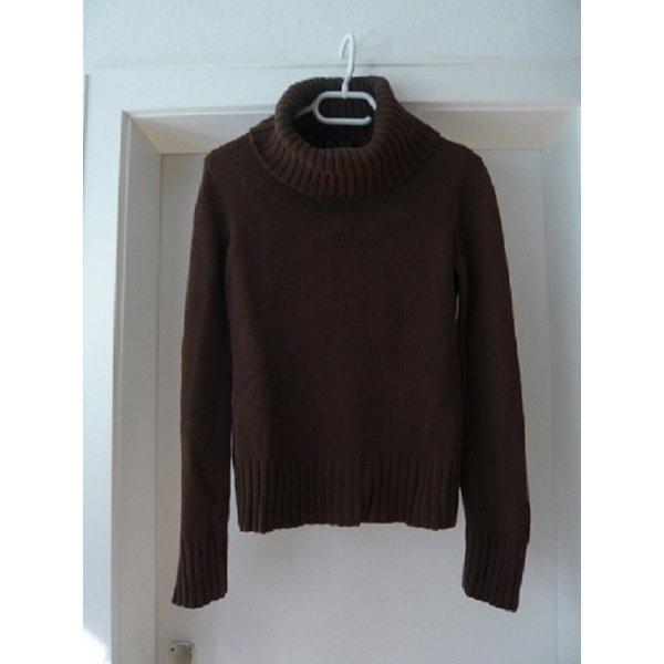 Pullover, Marke: Apart, Gr. 34, braun, gebraucht