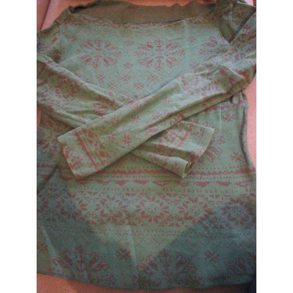 Pullover, Schneflocken Muster