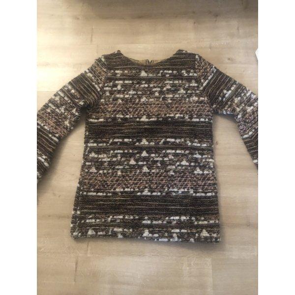 Pullover, Wolle, Glitzer, warm und schön, Zara