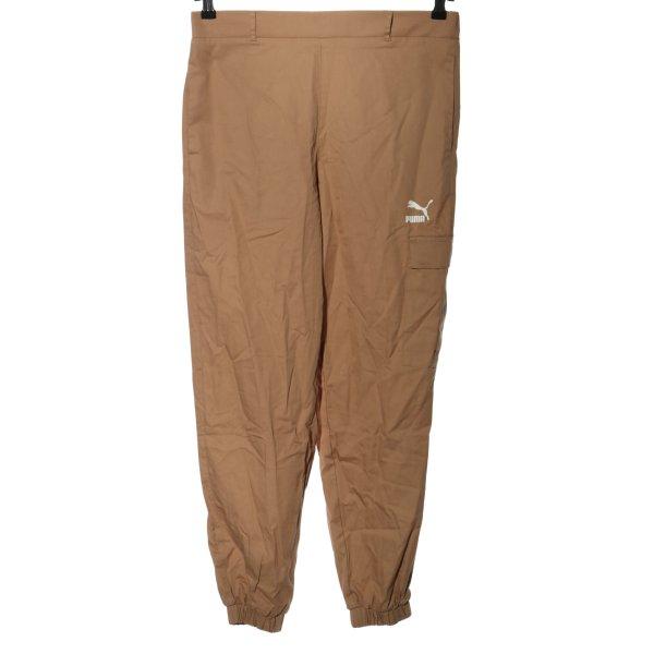 Puma Baggy Pants braun sportlicher Stil