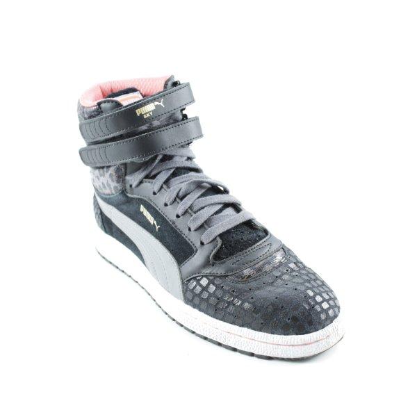 "Puma High Top Sneaker ""SKY II Animal"""