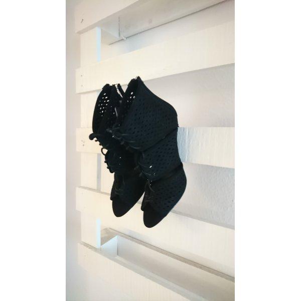 Zara High Heel Sandal black