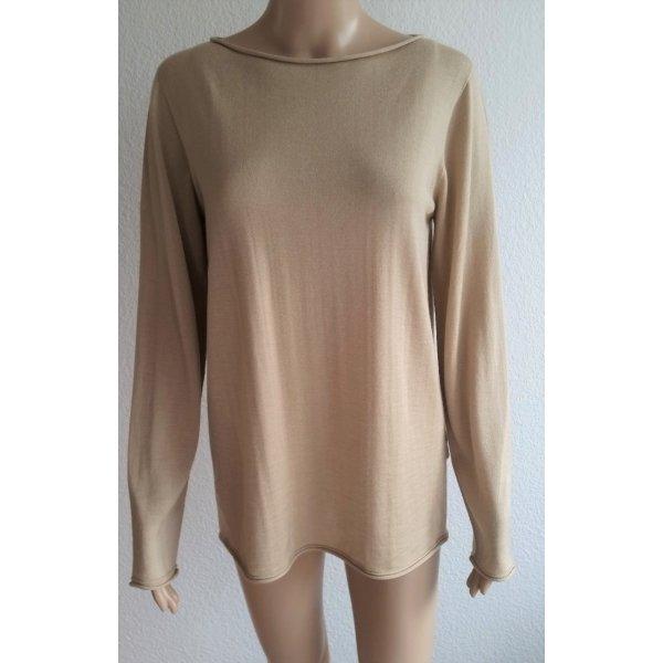 Ralph Lauren Collection, Pullover, sand, Cashmere/Seide, M, neu, € 650,-