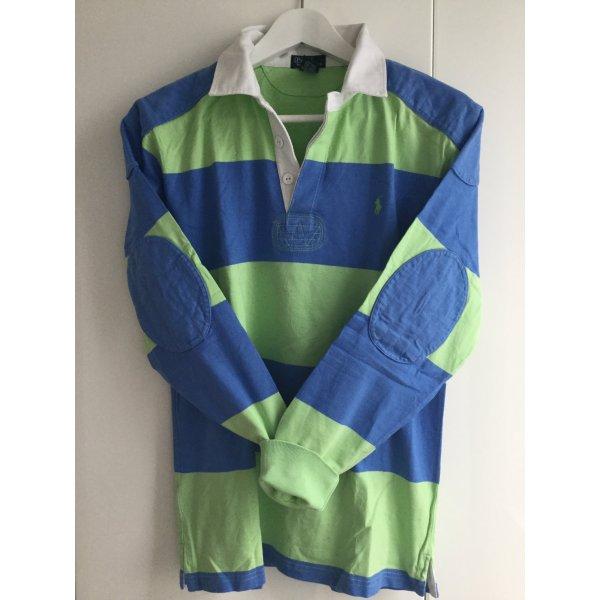 Ralph Lauren Rugby Shirt mint-blue