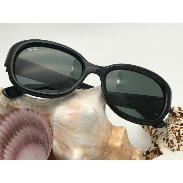 RAY BAN * Edle Sonnenbrillle HIGHSTREET * schwarz RB4198 * NEU