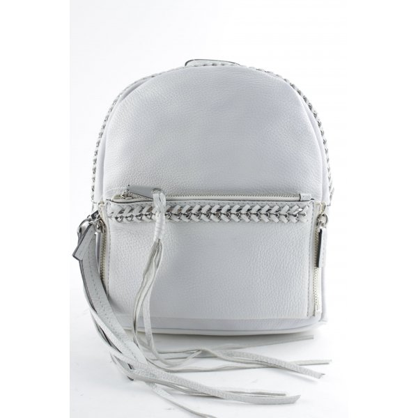 "Rebecca Minkoff Schulrucksack ""Small Lola Backpack White"""