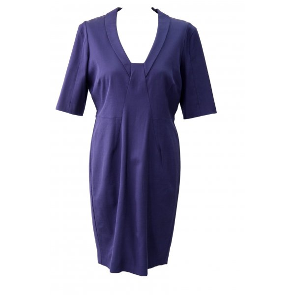 Reiss Kleid in Dunkelblau