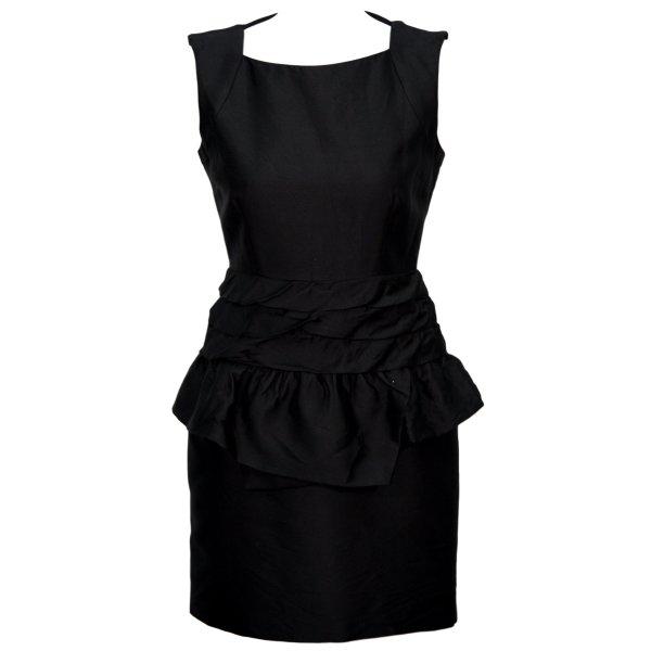 Reiss Kleid in Schwarz