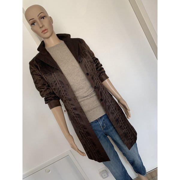 Renard Damen Mantel Seide 36