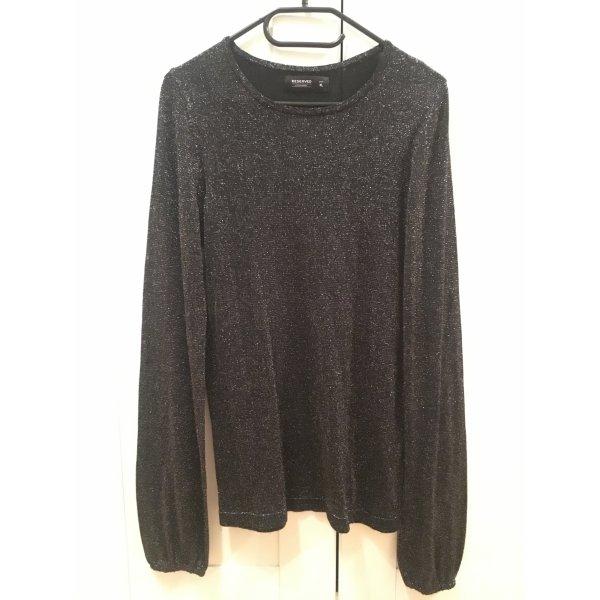 Reserved Longsleeveshirt schwarz