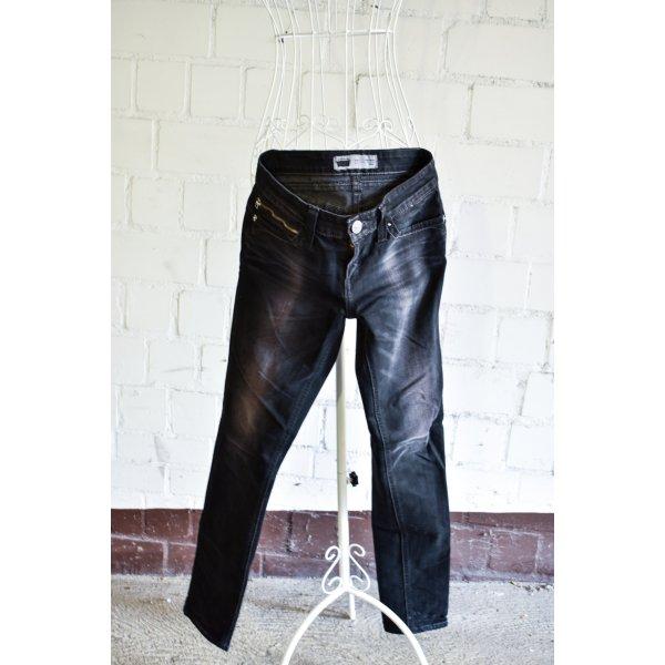 Revel Demi Curve Skinny Jeans