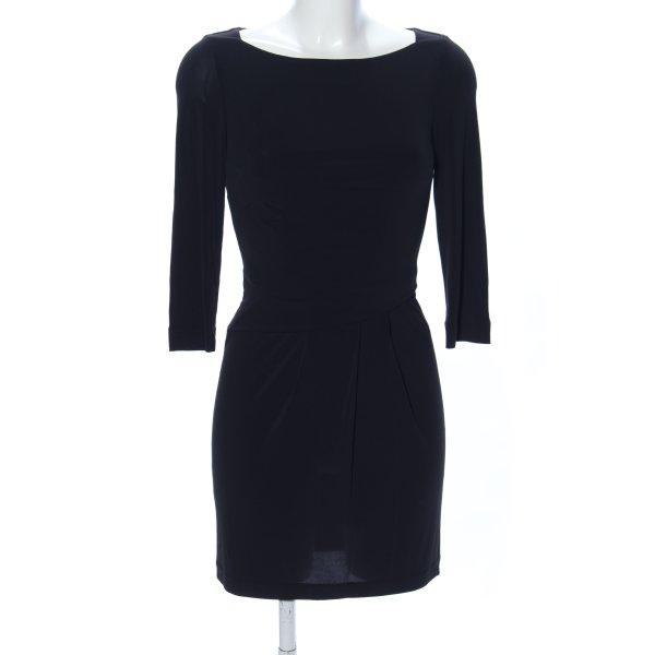 Riani Langarmkleid schwarz Elegant