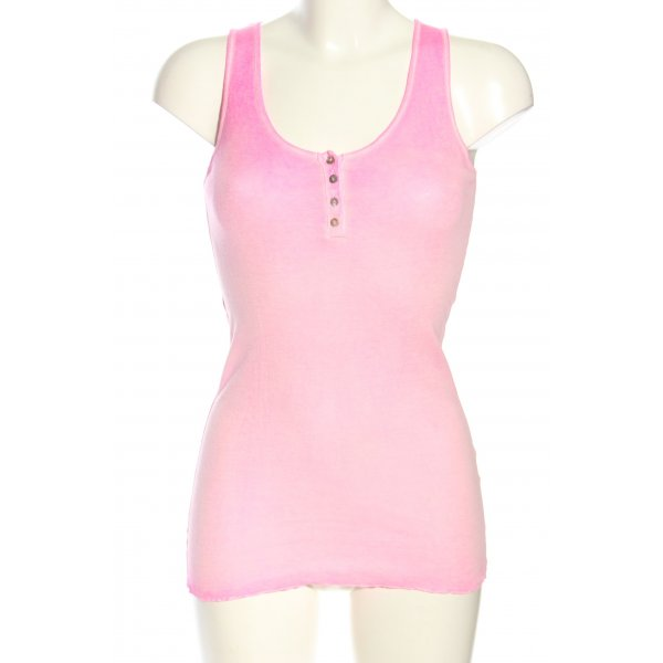 Rich & Royal Basic Top pink Casual-Look