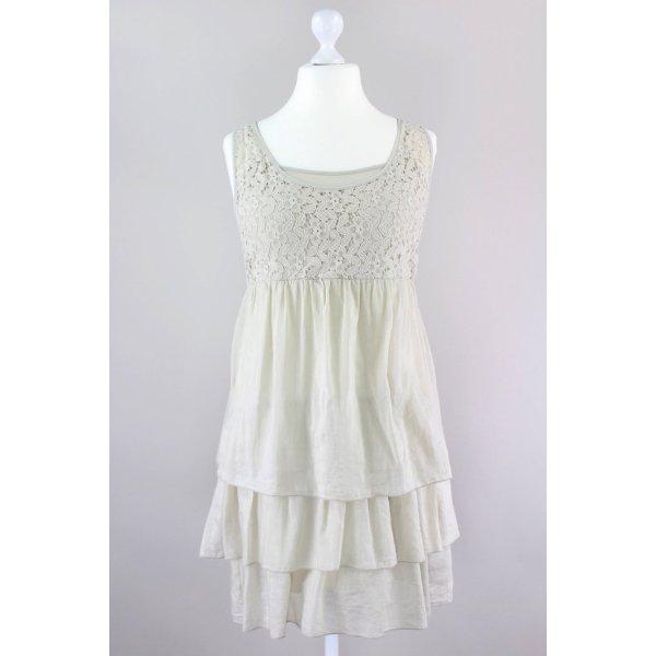 rich&royal Kleid creme Größe M 1709220440622