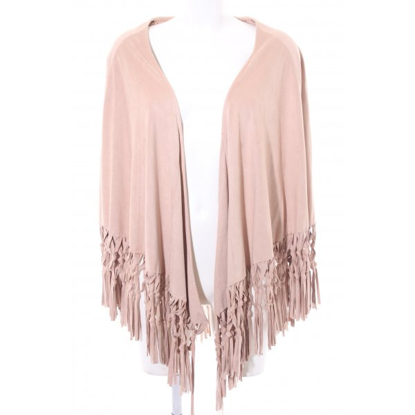 Rich & Royal Schoudersjaal nude country stijl