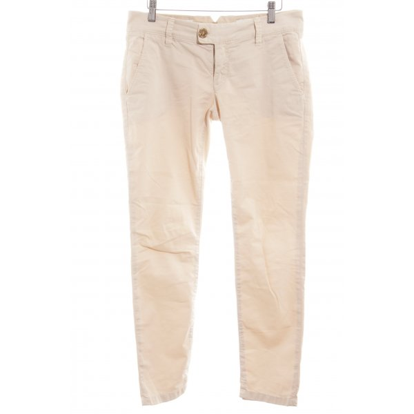 Rich & Royal Stoffhose hellbeige Casual-Look