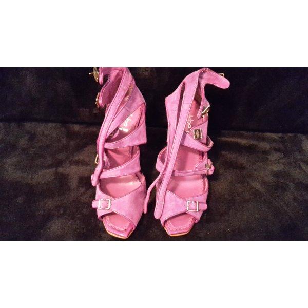 High Heel Sandal lilac