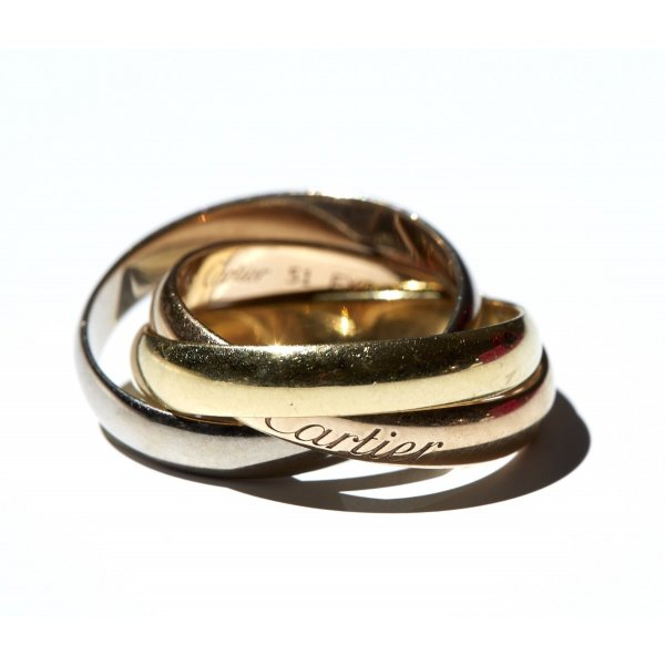 Ring Cartier, 1x getragen, Grösse 51