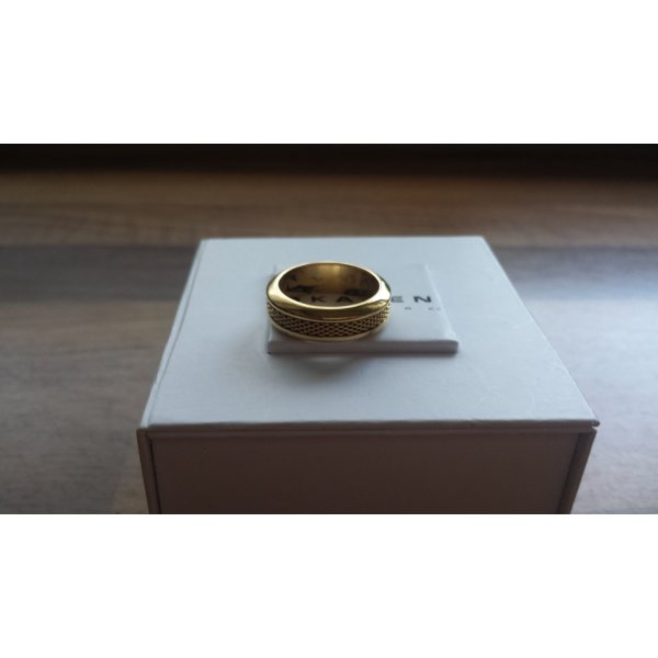 Skagen Partner Ring gold-colored